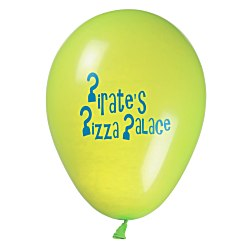 View a larger, more detailed picture of the Balloon - 9 Opaque Colors