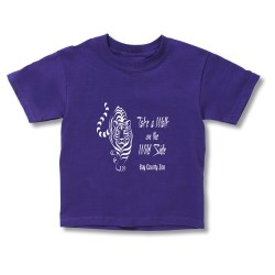 View a larger, more detailed picture of the Gildan 6 1 oz Ultra Cotton T-Shirt - Toddler - Colors