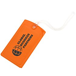 View a larger, more detailed picture of the Explorer Luggage Tag - Opaque - 24 hr
