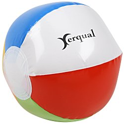 View a larger, more detailed picture of the Beach Ball - Mini - 24 hr