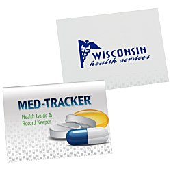 View a larger, more detailed picture of the Med-Tracker & Record Keeper