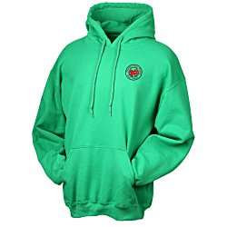 View a larger, more detailed picture of the Gildan 50 50 Hooded Sweatshirt - Emb - Colors