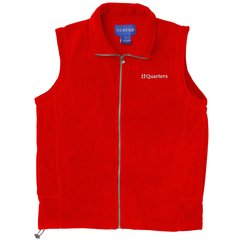 View a larger, more detailed picture of the Katahdin Tek Fleece Vest - Men s