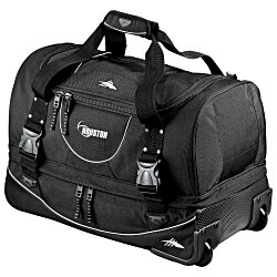 View a larger, more detailed picture of the High Sierra 22 Rolling Duffel - Screen