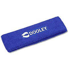 View a larger, more detailed picture of the Plush Terry Sport Headband