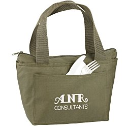 View a larger, more detailed picture of the Simple & Cool Lunch Tote