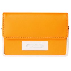 View a larger, more detailed picture of the Colorplay Leather Card Case