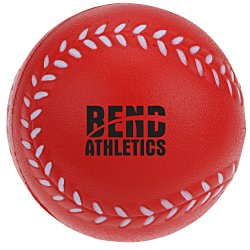 View a larger, more detailed picture of the Stress Ball - Baseball - 24 hr