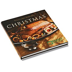 View a larger, more detailed picture of the Williams-Sonoma Cookbook - Christmas