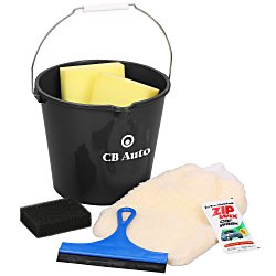 View a larger, more detailed picture of the Deluxe Car Wash Kit - Recycled