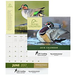 View a larger, more detailed picture of the Ducks Unlimited Calendar