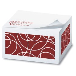 View a larger, more detailed picture of the Post-it&reg Notes Cubes - 285 Sheets - Exclusive - Eclipse