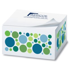 View a larger, more detailed picture of the Post-it&reg Notes Cubes - 285 Sheets - Exclusive - Dots