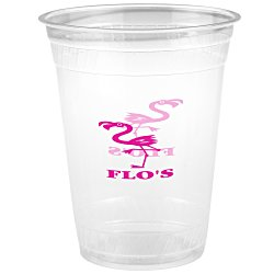 View a larger, more detailed picture of the Compostable Clear Cup - 12 oz - Low Qty