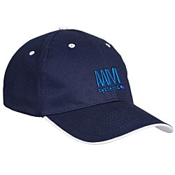 View a larger, more detailed picture of the Elite Cap - 3-D Embroidery