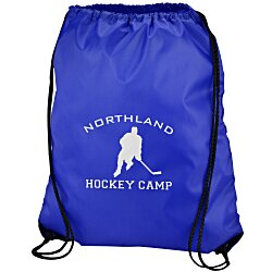 View a larger, more detailed picture of the Drawstring Sportpack - 20 x 17