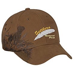 View a larger, more detailed picture of the Dri Duck Labrador Cap