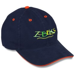 View a larger, more detailed picture of the Authentic Contrast Cap