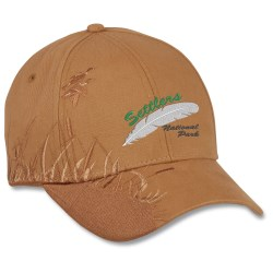View a larger, more detailed picture of the Dri Duck Wildlife Series Cap - Mallard