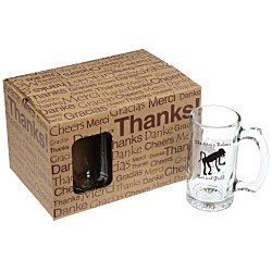 View a larger, more detailed picture of the Beer Stein Set - 12 oz