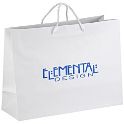 View a larger, more detailed picture of the Matte Eurotote - 12 x 16 
