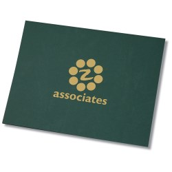 View a larger, more detailed picture of the Certificate Holder Leatherette
