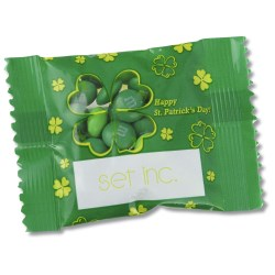 View a larger, more detailed picture of the M&M s Happy St Patrick s Day Theme Packs 1 2 oz