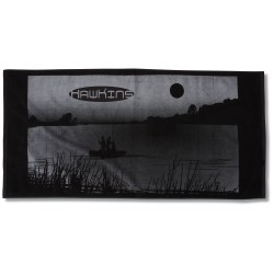 View a larger, more detailed picture of the Tone on Tone Stock Art Towel - On the Lake