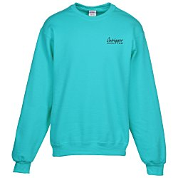 View a larger, more detailed picture of the Jerzees NuBlend Crewneck Sweatshirt