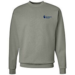 View a larger, more detailed picture of the Hanes ComfortBlend Sweatshirt - Screen