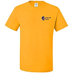 View a larger, more detailed picture of the Jerzees Blend 50 50 T-Shirt - Men s - Colors