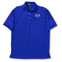 View a larger, more detailed picture of the Moisture Management Polo - Men s