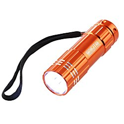 View a larger, more detailed picture of the Holmes Aluminum LED Flashlight
