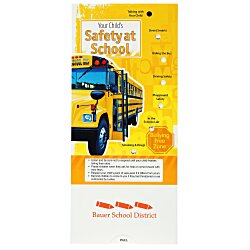 View a larger, more detailed picture of the Child School Safety Pocket Slider