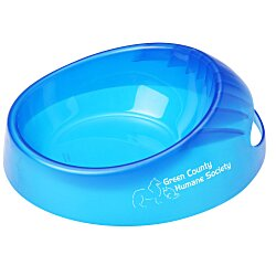 View a larger, more detailed picture of the Scoop-it Bowl - Medium - Translucent