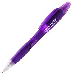 View a larger, more detailed picture of the Blossom Pen Highlighter - Translucent
