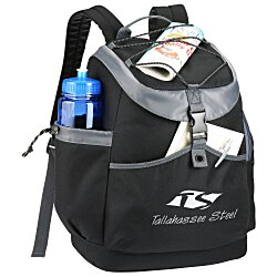 View a larger, more detailed picture of the Park Side Backpack Cooler