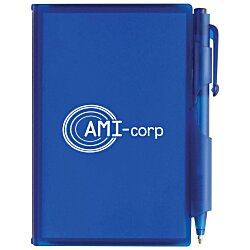 View a larger, more detailed picture of the Composition Jotter Pad with Pen