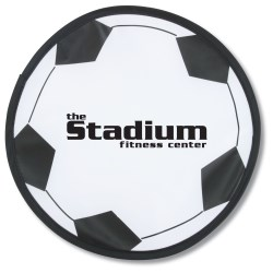 View a larger, more detailed picture of the Fold Up Flyer - Soccer Ball