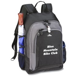 View a larger, more detailed picture of the High Sierra Recoil Daypack - Screen