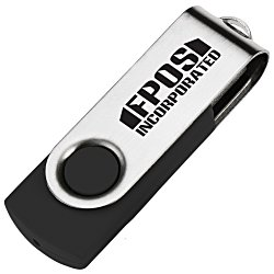 View a larger, more detailed picture of the Swing USB Drive - 512MB