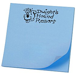 View a larger, more detailed picture of the Post-it&reg Notes - 3 x 2-3 4 - 25 Sheet - Colors - Recycled