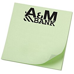 View a larger, more detailed picture of the Post-it&reg Notes - 3 x 2-3 4 - 50 Sheet - Colors - Recycled