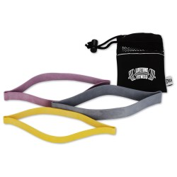 View a larger, more detailed picture of the Everlast Pilates Aerobic Bands