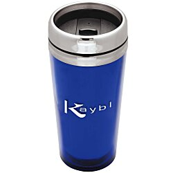 View a larger, more detailed picture of the Colored Acrylic Tumbler - 14 oz