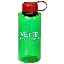View a larger, more detailed picture of the Poly-Pure Mountain Sport Bottle - 36 oz
