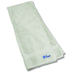 View a larger, more detailed picture of the 100 Organic Cotton Beach Towel