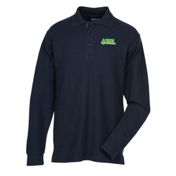 View a larger, more detailed picture of the 100 Combed Cotton LS Sport Shirt - Men s