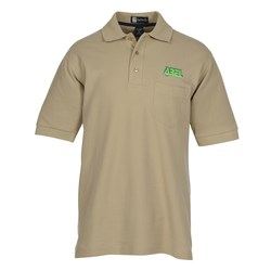 View a larger, more detailed picture of the 100 Combed Cotton Pocket Sport Shirt - Men s
