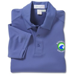 View a larger, more detailed picture of the Recycled Polyester Performance Polo - Men s